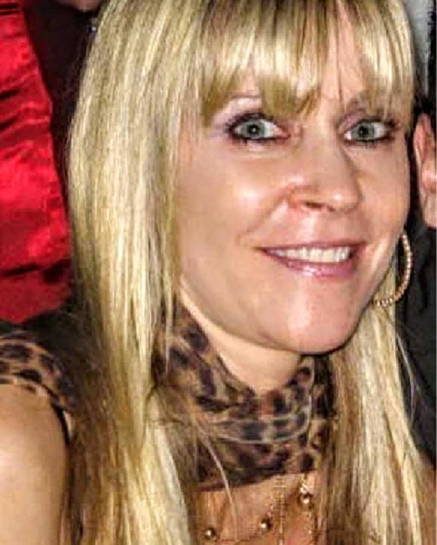 I was 45, divorced, childless  The single, desperate, drunk