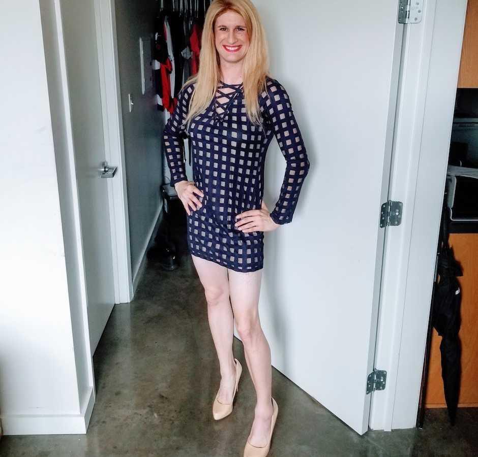 Crossdresser First Time