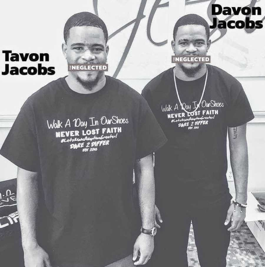 Twin brothers advocate for the children in foster care