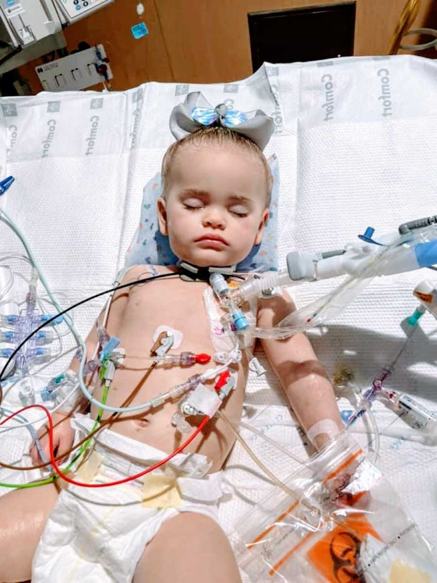 Little girl who swallowed a button battery gets surgery on her esophagus