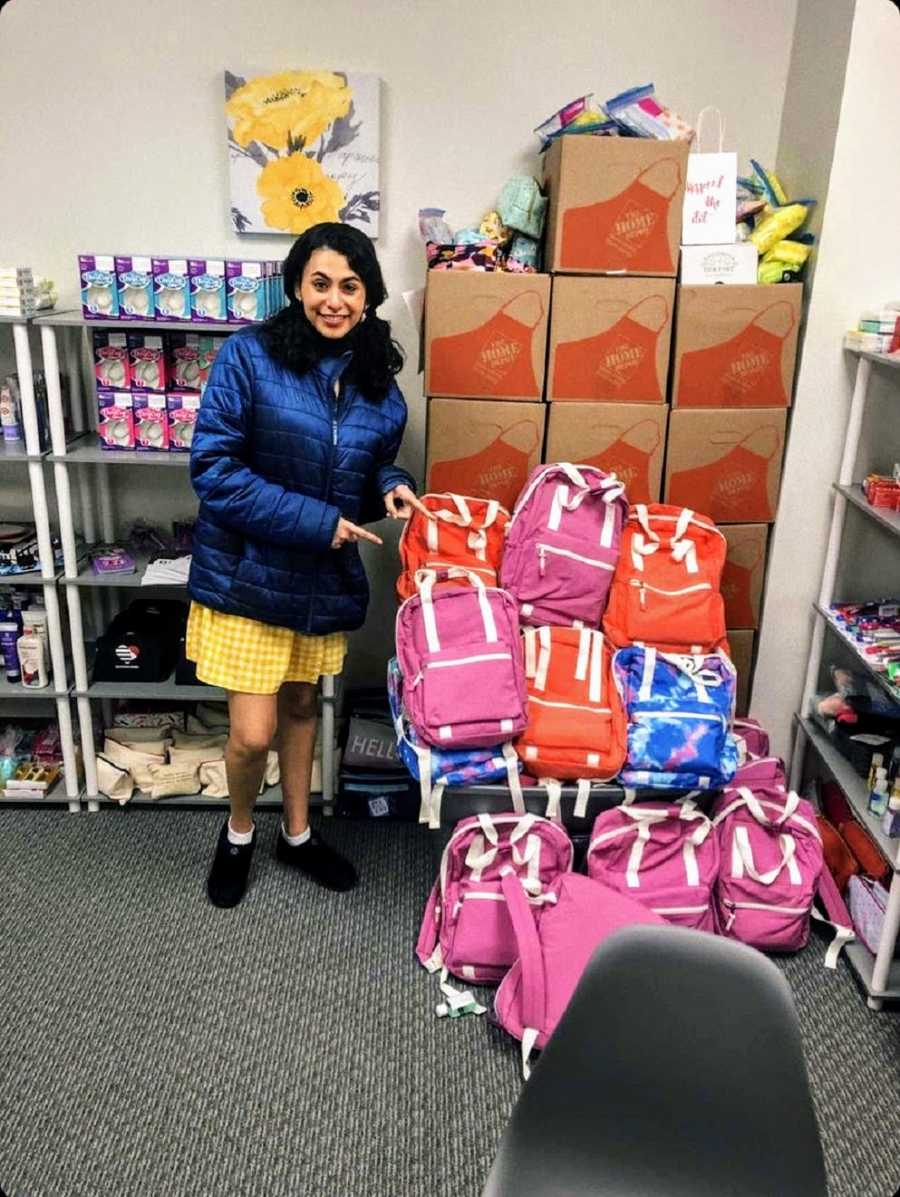 New chapter of Purses for a Purpose in PA