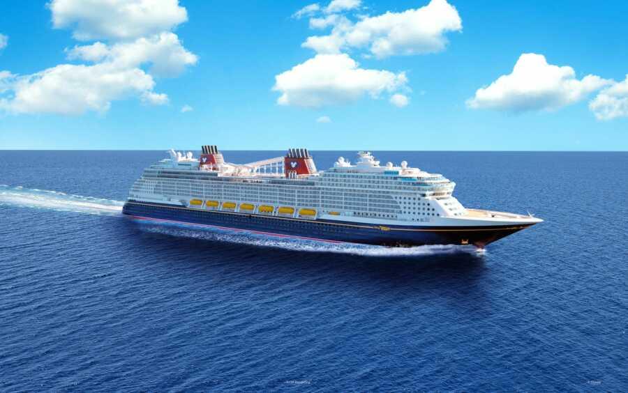 Photo of Disney Cruise Line's cruise ship, Disney Wish