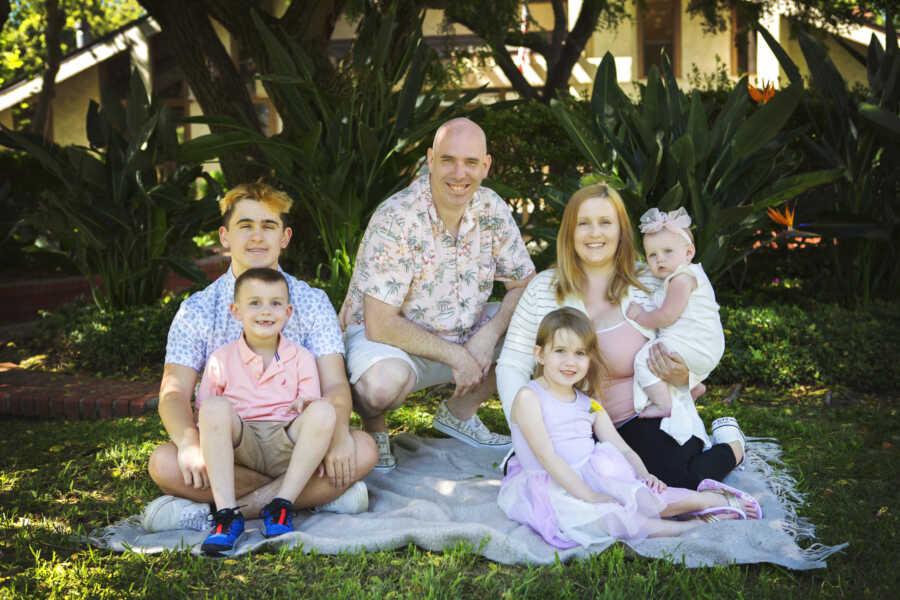 家人的照片