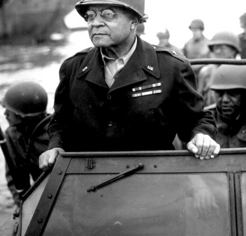 man in tank
