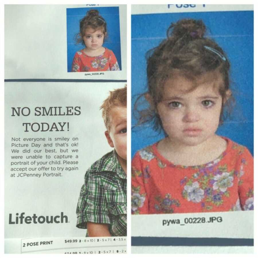 ads for school photo