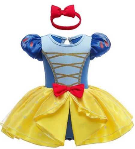 Baby Snow White costume.